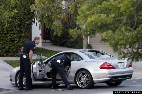 Photo of Kyle Kraska, San Diego TV Sports Anchor, Shot Outside His Home