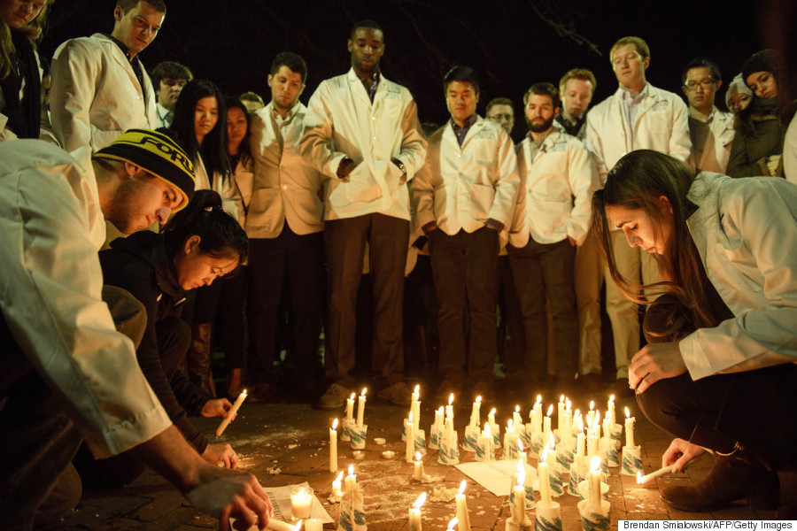 Photo of In Chapel Hill And Across The Country, Thousands Honor Slain Muslim Students