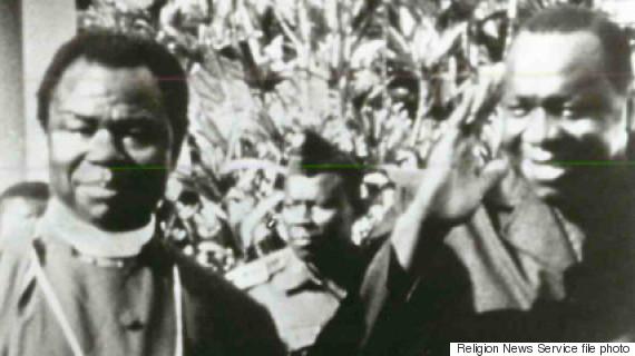 Photo of Slain Ugandan Archbishop Gets The Honor He Deserved