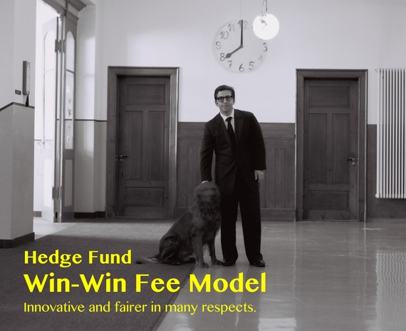 Photo of Hedge Fund Win-Win Fee Model — Innovative and Fair in Many Respects