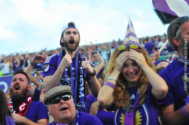 Photo of Orlando City Soccer's Big Opening Day