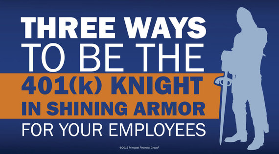 Photo of 3 Ways to Be the 401(k) Knight in Shining Armor for Your Employees