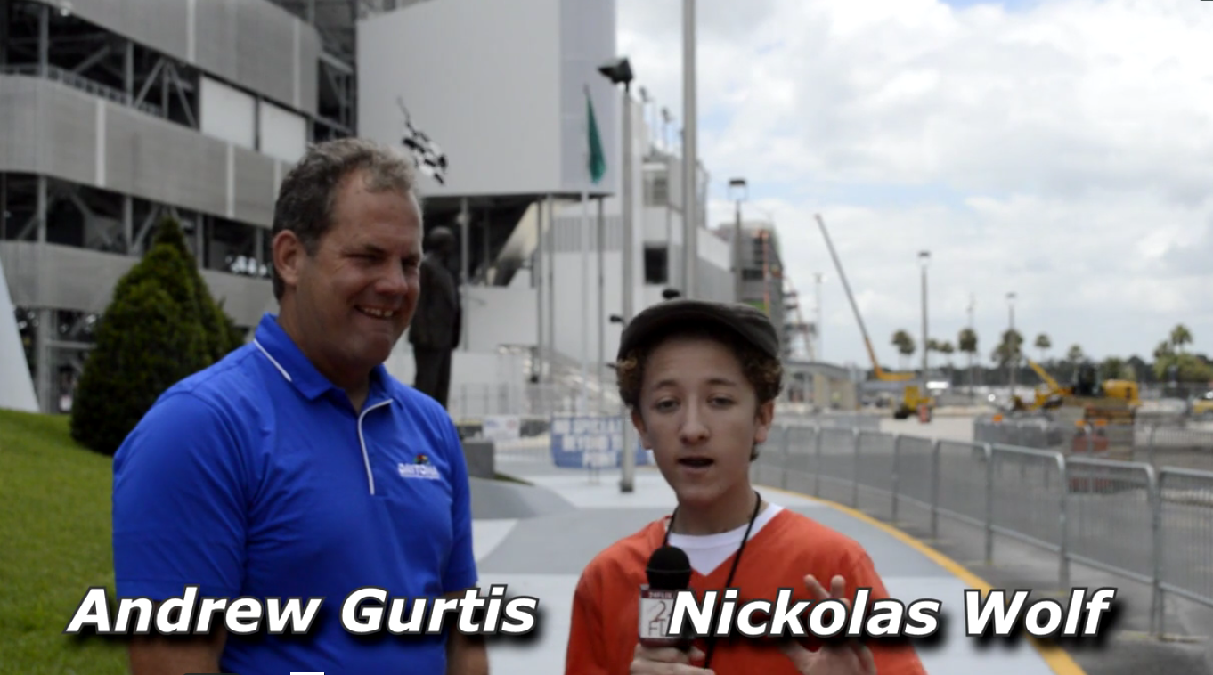 Photo of Daytona Rising – Interview With Andrew Gurtis