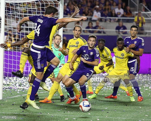 Photo of Orlando City Ties with Columbus Crew