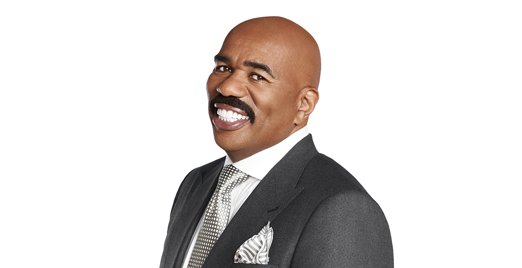 steve harvey young