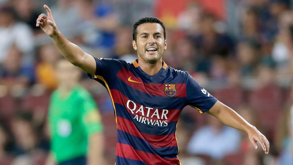 Photo of Report:  Pedro of Barcelona agrees to Manchaster transfer deal