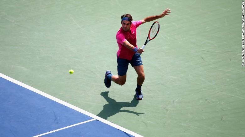 Photo of Roger Federer defeats Novak Djokovic