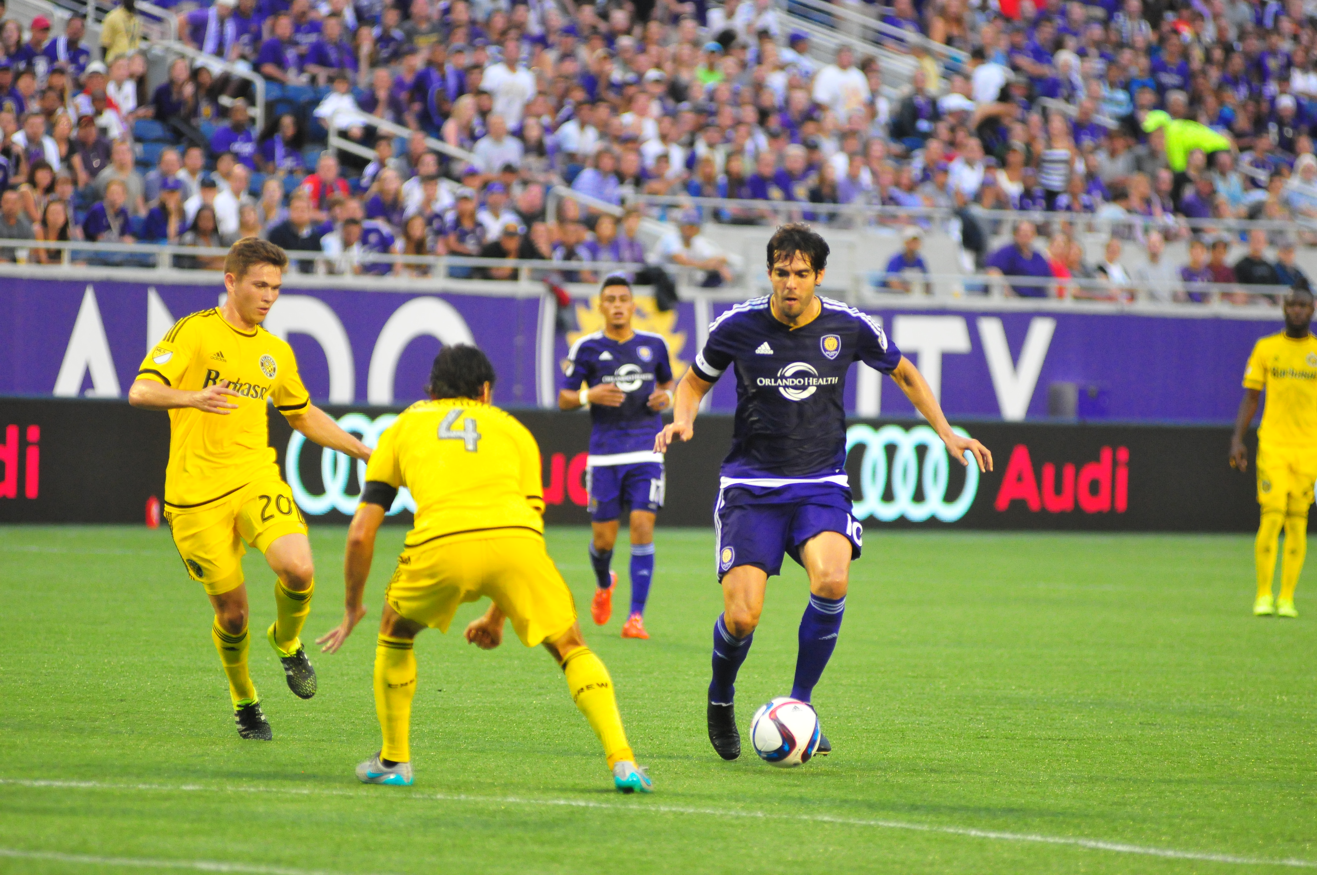 Photo of A much needed win for Orlando City Soccer
