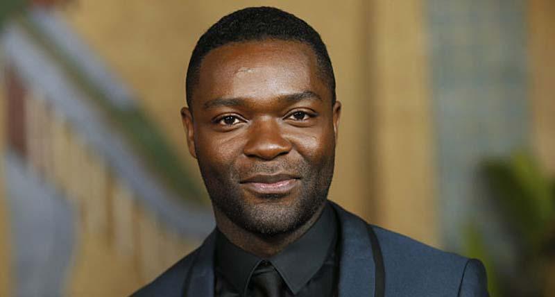 Photo of David Oyelowo as James Bond?