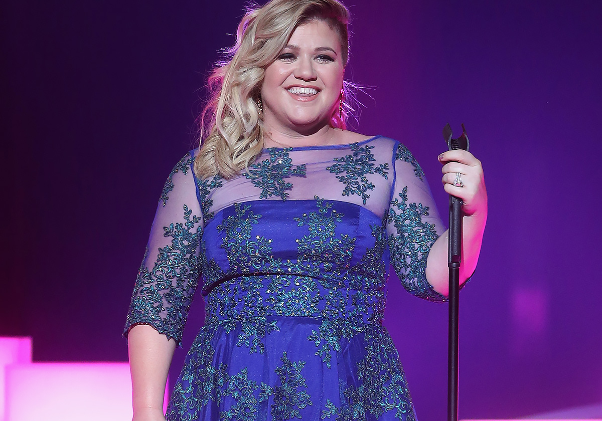 Photo of Kelly Clarkson is pregnant, again!