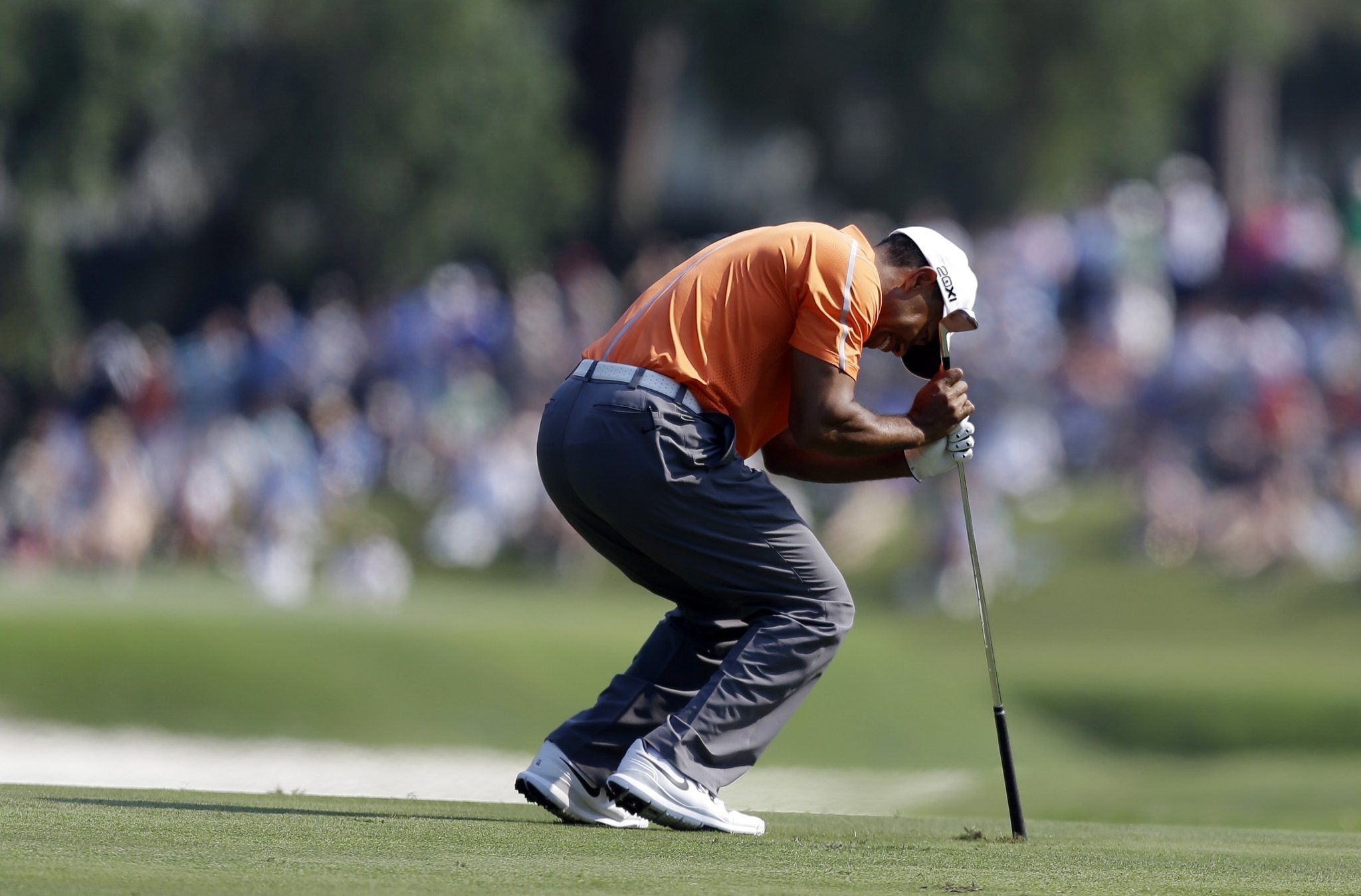 Photo of It's over for Tiger