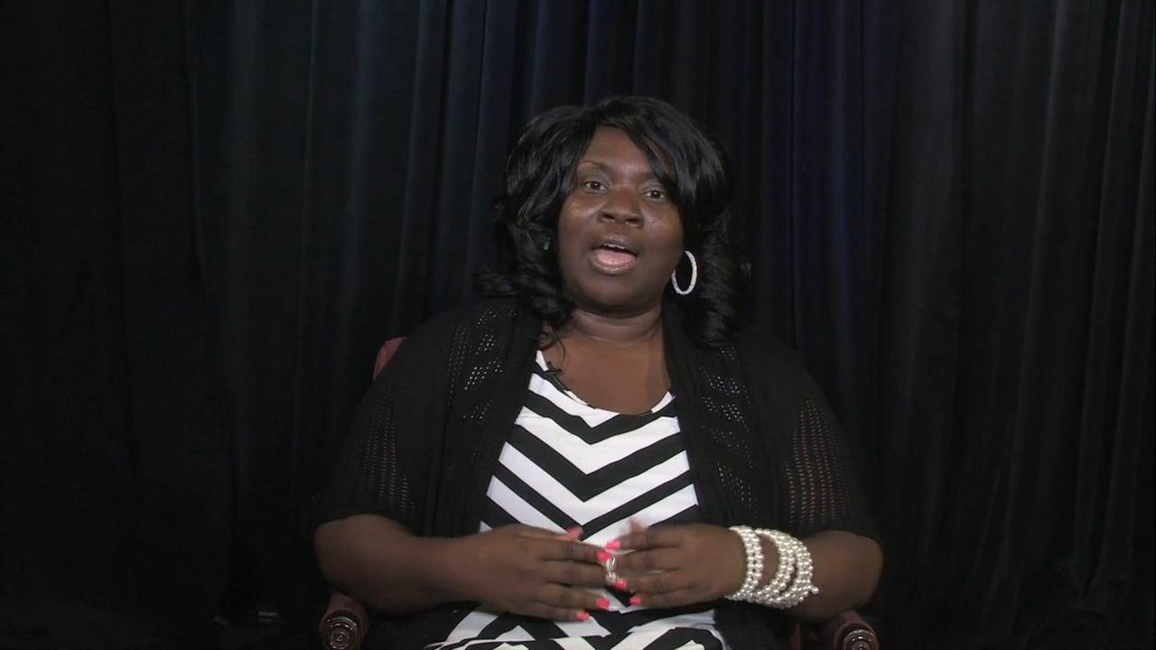 Photo of Powerful Testimony of Sherilynn Bennett