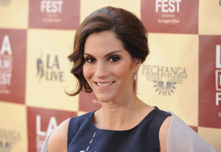 Photo of Person of the Month:  Jami Gertz