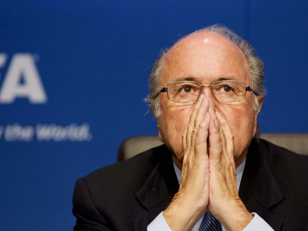 Photo of More trouble for FIFA President