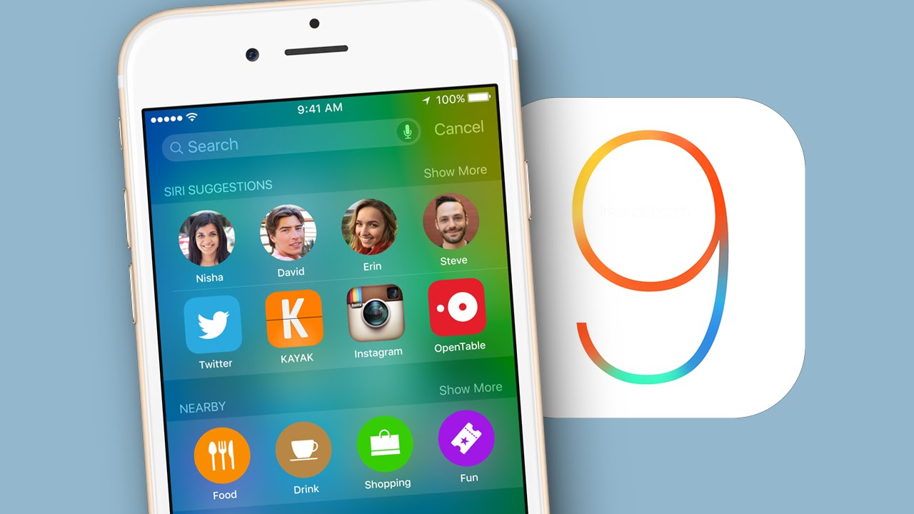 Photo of Apple:  IOS 9 is the Most Successful Update Ever