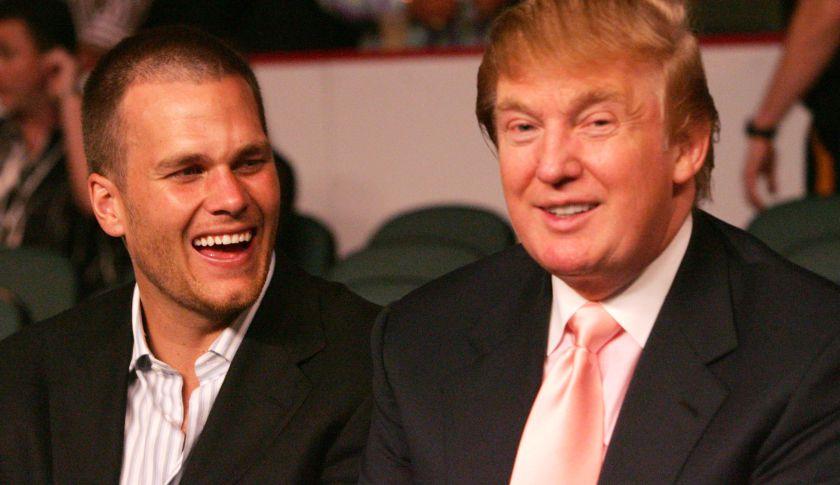 Photo of Tom Brady endorses Trump
