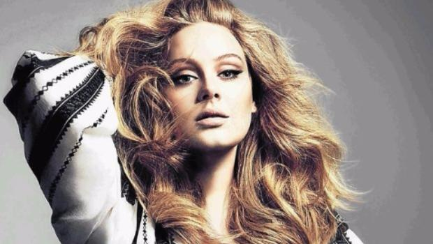 """Photo of Adele Teases New Song on UK's """"X-Factor"""""""