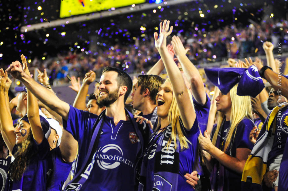 Photo of They did it!  Orlando City Soccer closer to playoff spot