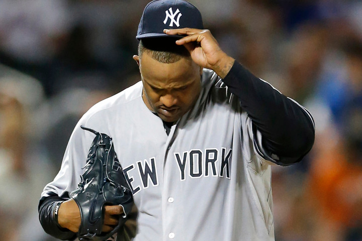 Photo of Yankees Pitcher CC Sabathia Leaving Team For Rehab Before Playoffs