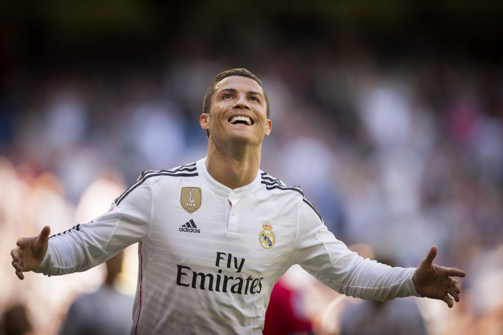 Photo of Cristiano Ronaldo Scores 500th Goal