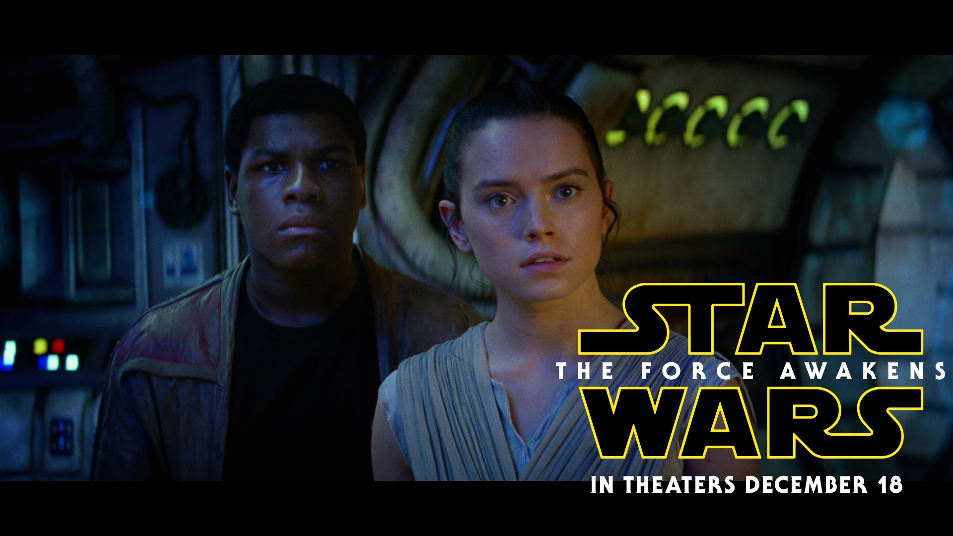 """Photo of Star Wars Releases """"The Force Awaken"""" Trailer"""