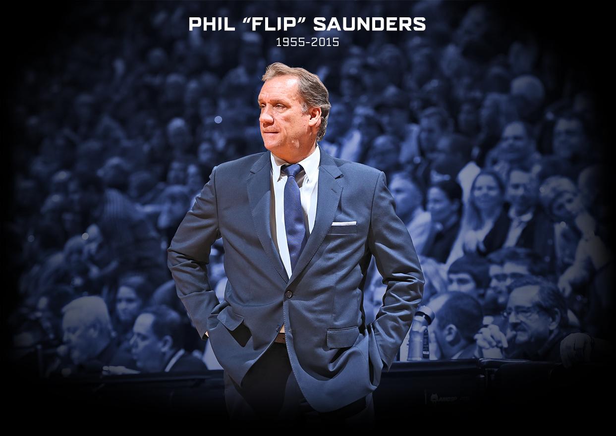 Photo of Timberwolves Coach Flip Sanders Dies
