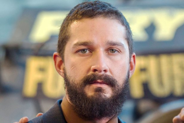 Photo of Shia LaBeouf Arrested in Austin