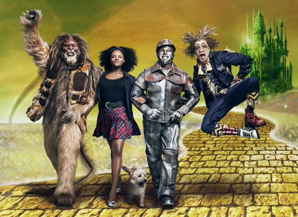 "Photo of NBC Announce ""The Wiz"" Cast"