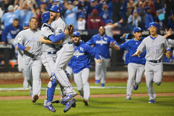 Photo of Kansas City Royals Win World Series!