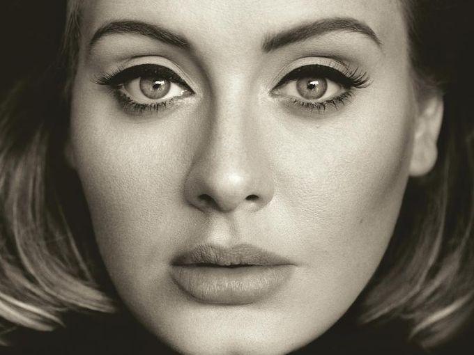 "Photo of Adele's ""25"" Breaks Sales Records"