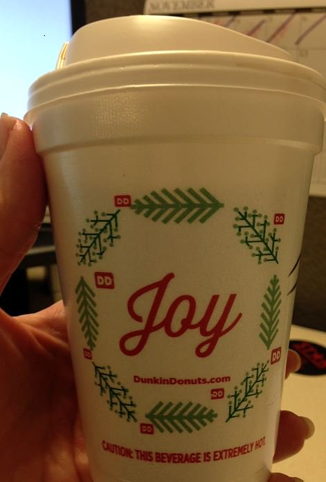 Photo of Dunkin' Donuts Releases Festive Coffee Cups