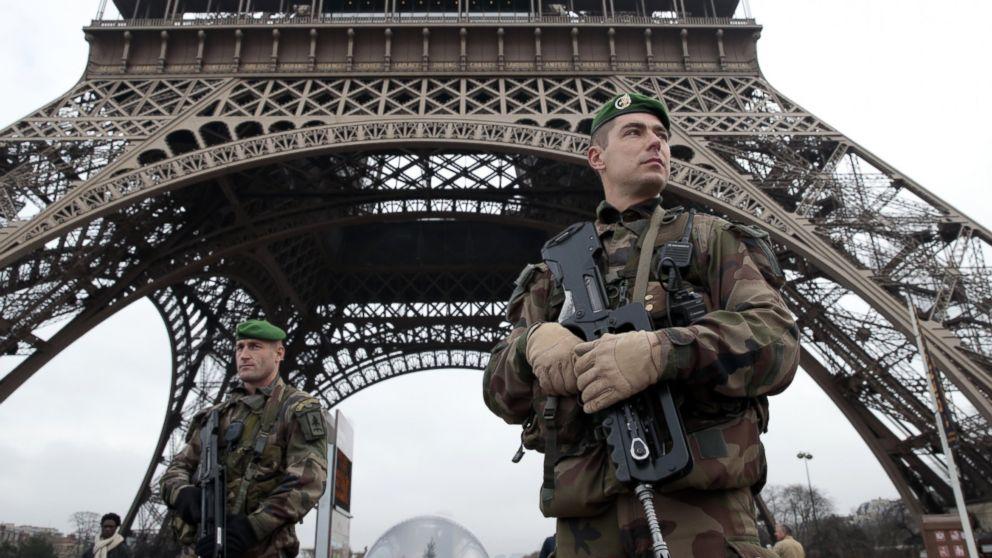 Photo of Terrorist Attacks In France