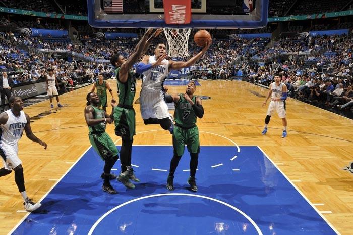 Photo of The Orlando Magic Cool Off The Boston Celtics