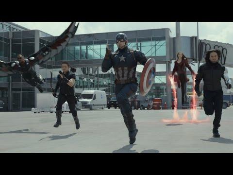 Photo of New Trailer: Captain America: Civil War