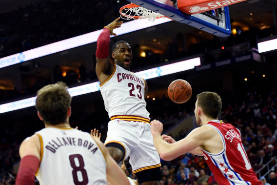 Photo of LaBron James is The Youngest to Reach 25,000 Points