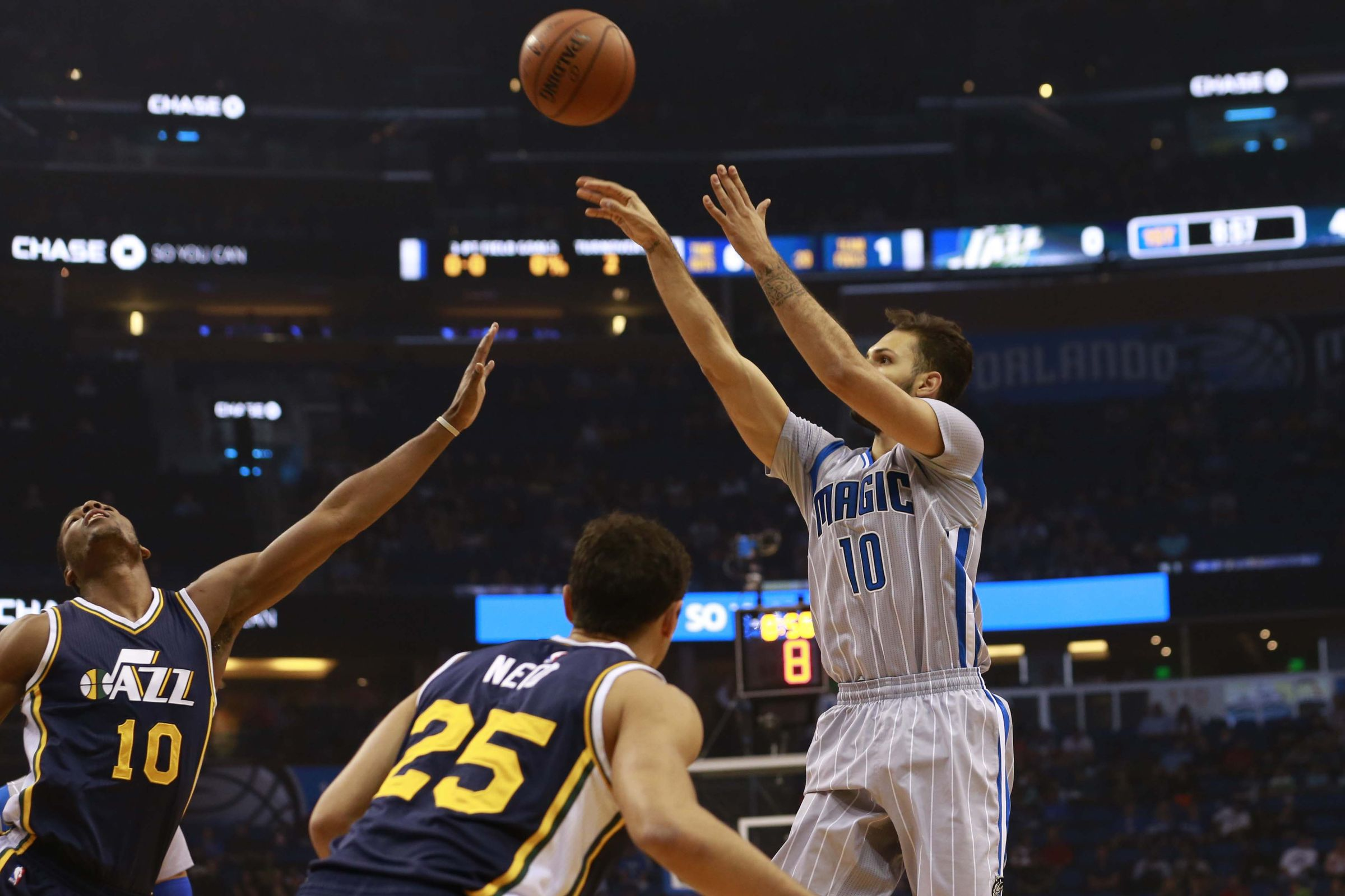 Photo of Orlando Magic Defeat The Utah Jazz With Solid Defense