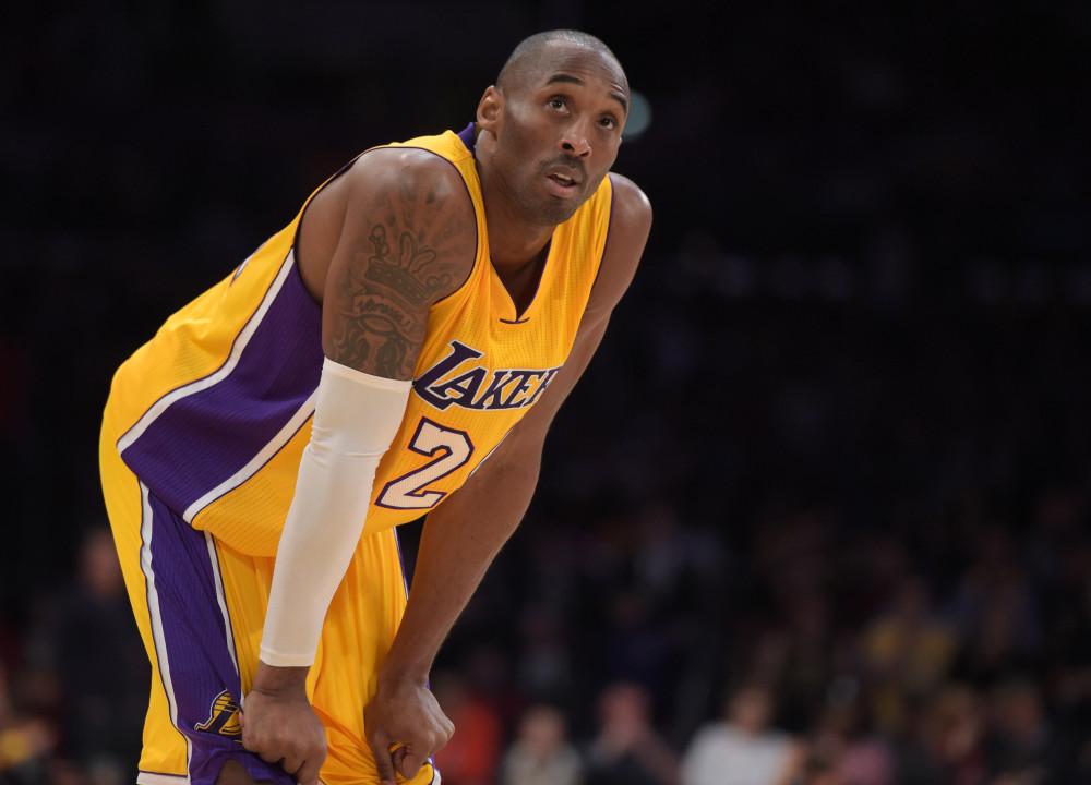 Photo of Kobe's Falling Apart