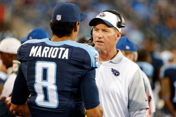 Photo of Titans Fire Ken  Whisenhunt