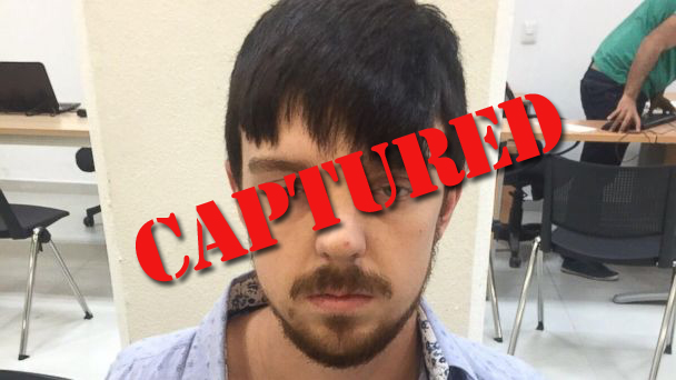 Photo of Affluenza Teen Captured in Mexico