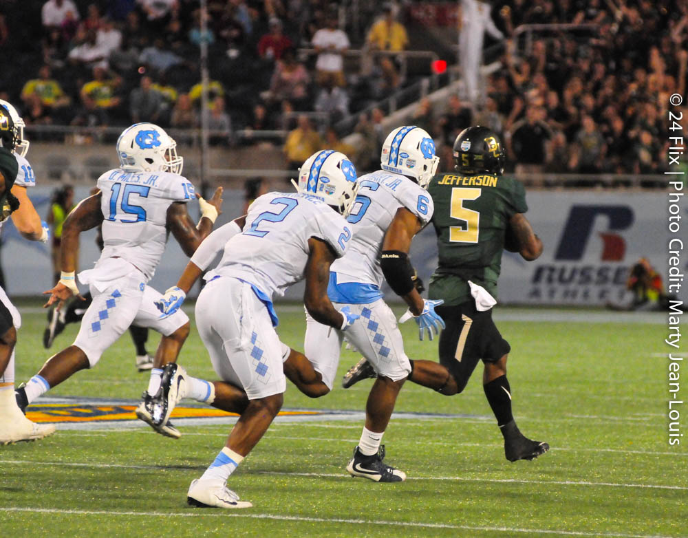Photo of Baylor Dominates In Russell Athletic Bowl