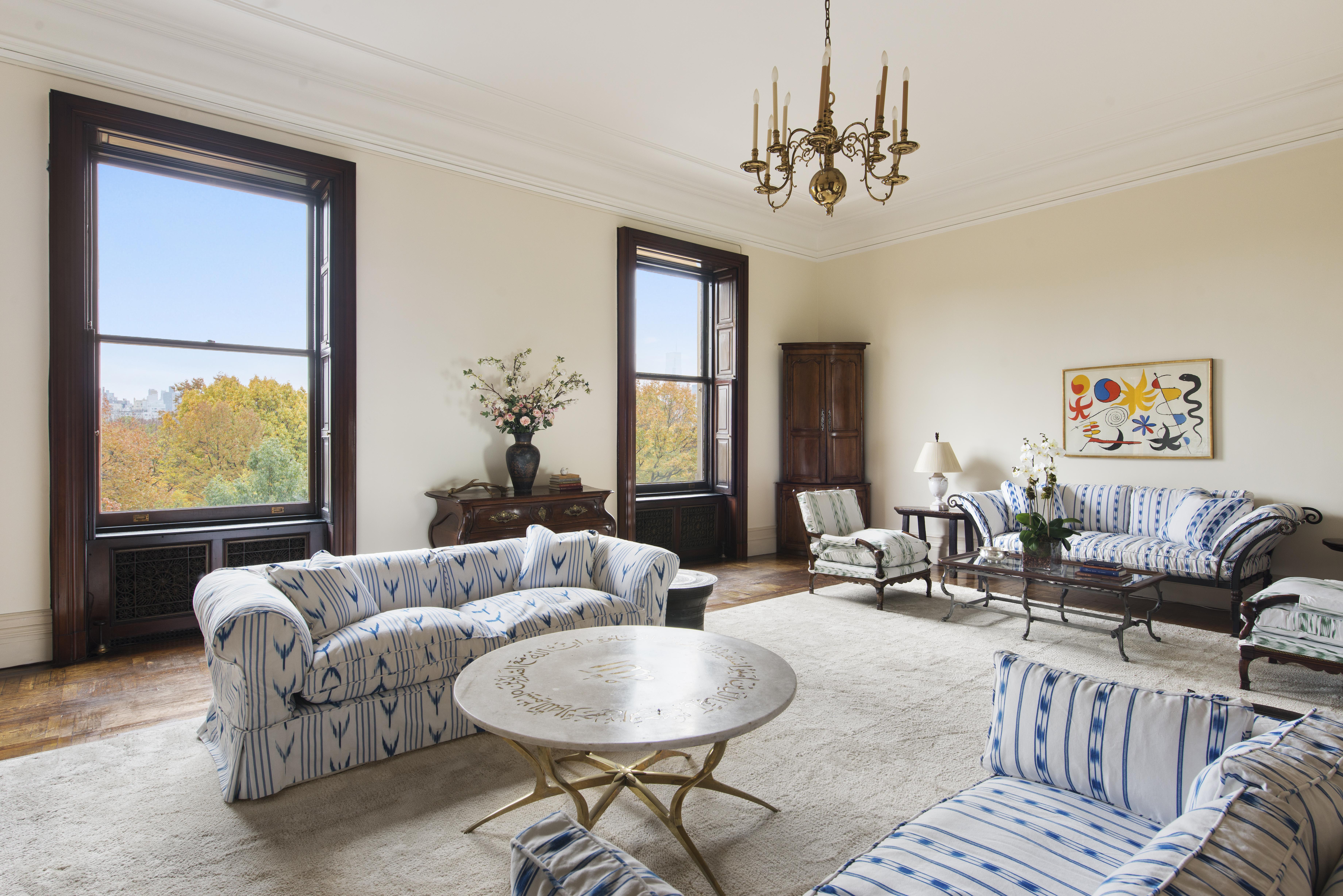 Lauren Bacall Home 1 West 72nd Street__1