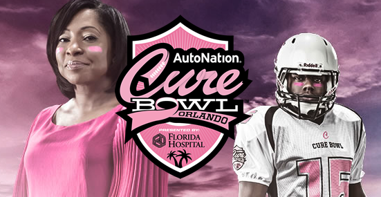 Photo of The 2015 Cure Bowl – Football For A Cause