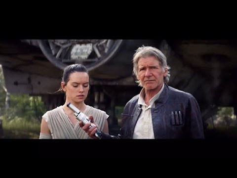 Photo of Star Wars The Force Awakens Trailer #5