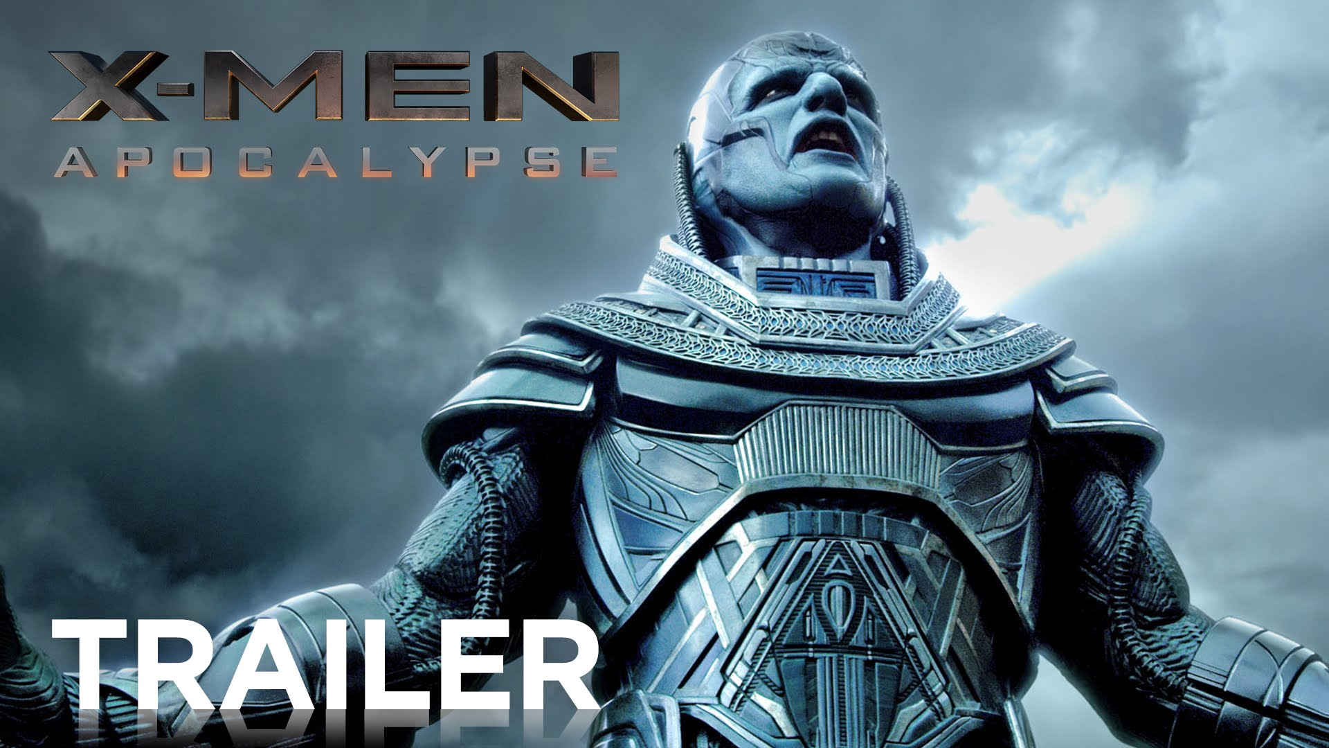 Photo of X-Men Apocalypse Trailer