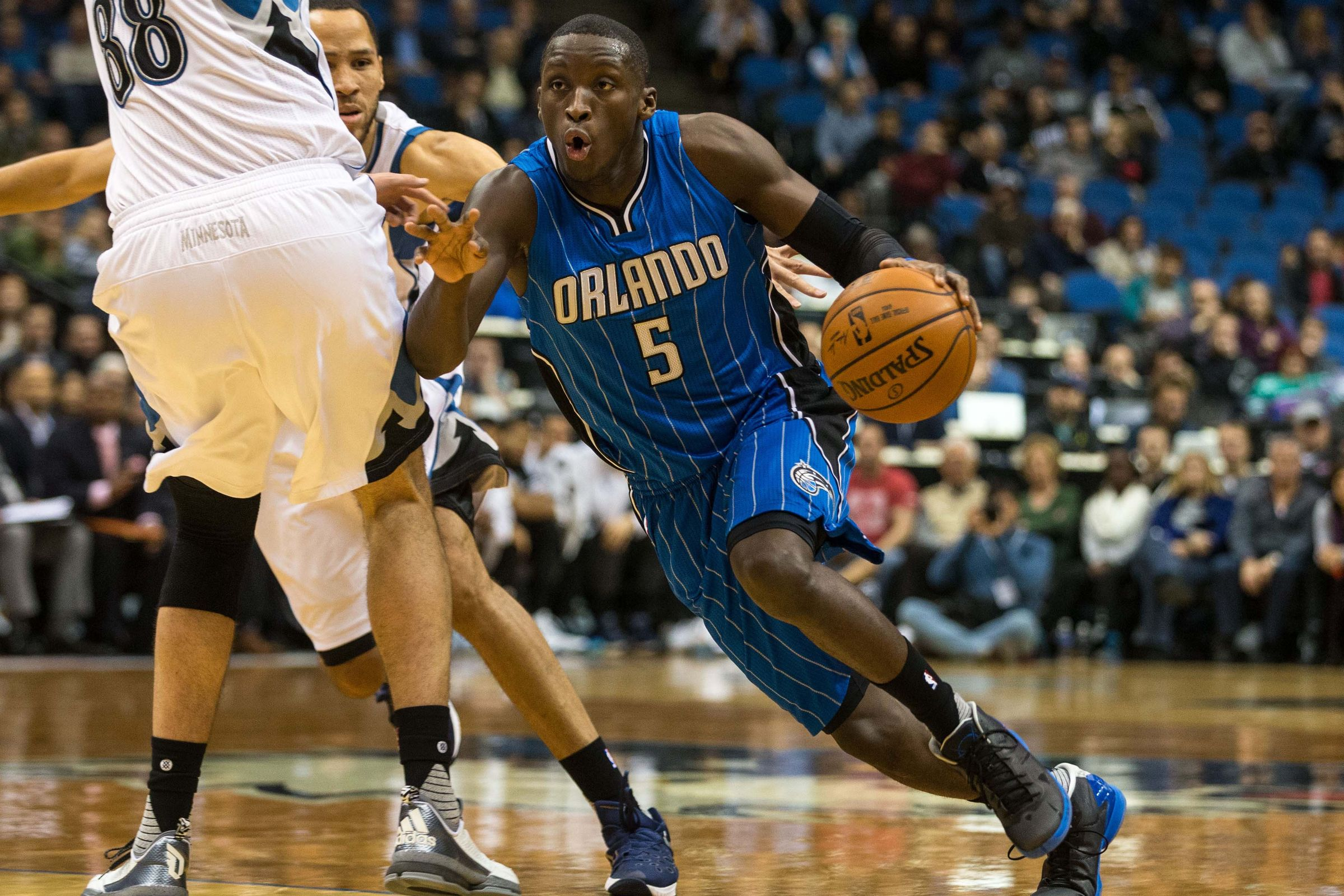 Photo of Magic Tough Out A Win In Minnesota