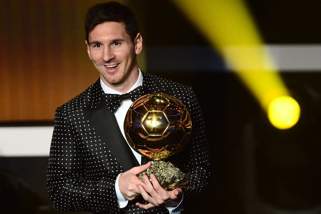 Photo of Lionel Messi Names Soccer Player of the Year