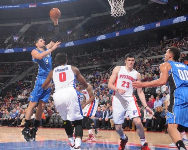 Photo of Magic Lose 3rd Straight With Loss To Pistons