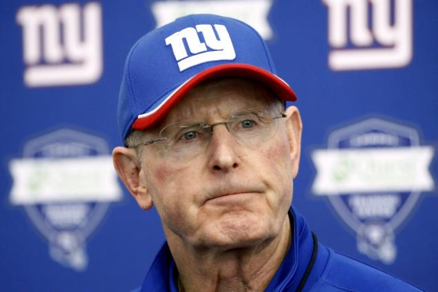 Photo of Giant's Tom Coughlin Resigns