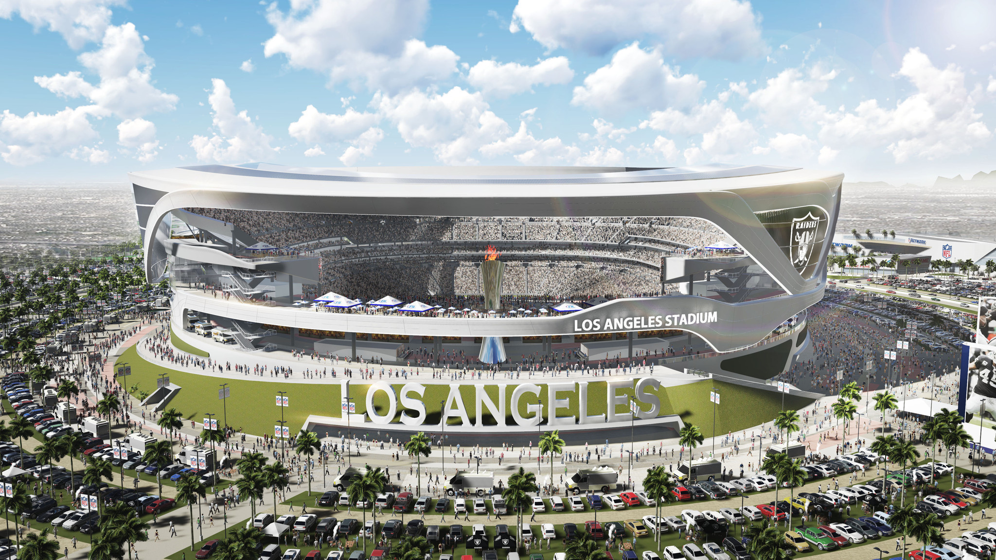 Photo of St. Louis Rams Moving Back To Los Angeles in 2016