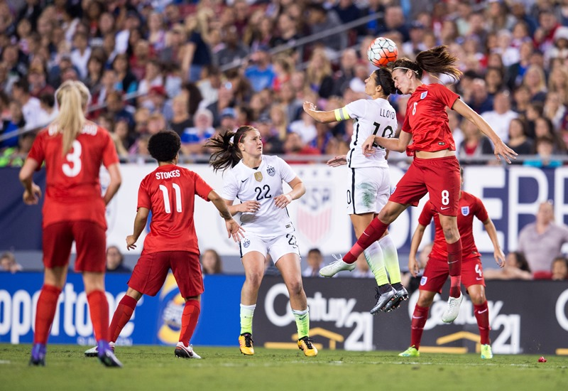 Photo of USA Women Start SheBelieves Cup With a Win